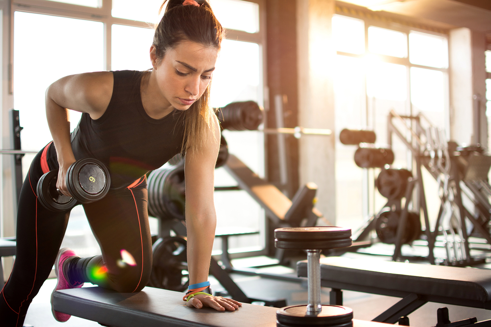 Gym Etiquette 101: 5 Rules You Don't Want To Break
