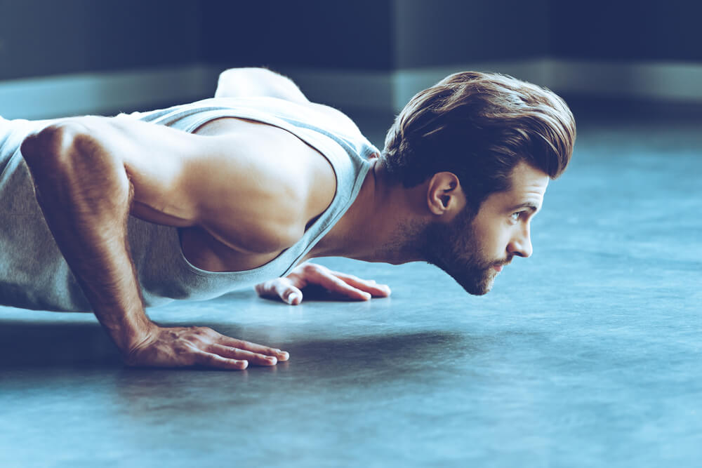 How To Do A Push Up: Why You've Been Doing It Wrong