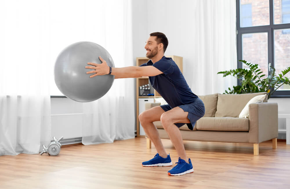 7 Gym Ball Exercises for a Whole Body Workout